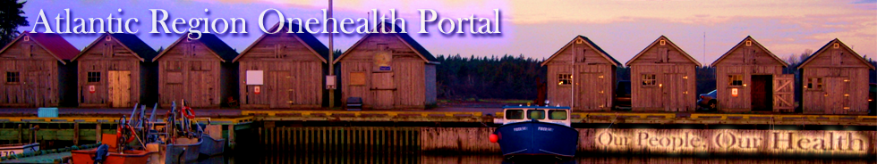 One Health Portal - Atlantic